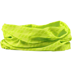 GripGrab Multifunctional Neck Warmer yellow hi-vis